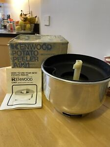 Vintage Kenwood Chef Potato peeler