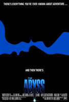 """THE ABYSS Movie Poster [Licensed-NEW-USA] 27x40"""" Theater Size"""