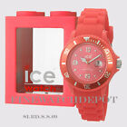 Authentic Ice Sili Red Small Watch SI.RD.S.S.09