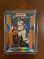 Jalen McDaniels 2019-20 Panini Prizm Draft Pick Card Orange Prizm