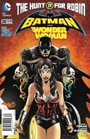 Batman And Wonder Woman Comic Issue 30 The New 52 Modern Age First Print 2014 DC