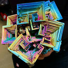 7.26LB++ram+Bismuth+rainbow+crystal+elementBi+gemstone+Mineral+specimen+healing
