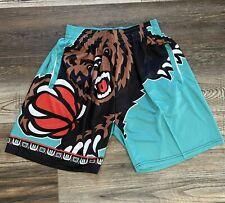 Memphis Grizzlies Summer City Team Shorts Thin Breathable Basketball - Medium