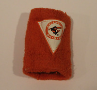 Baltimore Orioles game used worn wristband! RARE! Guaranteed Authentic!
