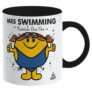 Swimming Mug - Sports Gift Water Pool Dive Fan Present Gift mum women girl