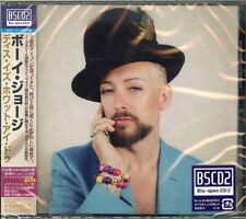 BOY GEORGE-THIS IS WHAT I DO-JAPAN BLU-SPEC CD2 BONUS TRACK F83