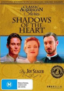 Shadows Of The Heart -  2 Disc Set - Marcus Graham - New & Sealed All Region DVD