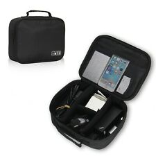 Electronics Travel Organizer Bags Hard Drive Case for Various USB Phone Cable
