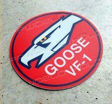 TOP GUN sticker GOOSE FULL COLOR decal F14 Tomcat Naval Aviation Maverick