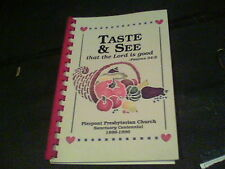 1996 Taste & See that the Lord is Good by Pierpont Presbyterian Church Ohio s12