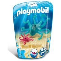 Playmobil Octopus With Baby Building Set 9066 NEW Toys Children