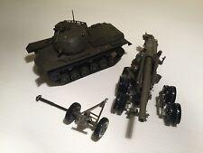 Tanque y cañón juguete años 60 juguete vintage