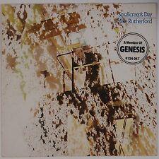 MIKE RUTHERFORD: Smallcreep's Day GERMANY Chrysalis Prog Genesis VINYL LP