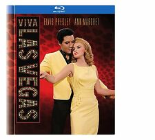 ELVIS PRESLEY :VIVA LAS VEGAS (Digibook 50th Anniv Edition Blu Ray - Region free
