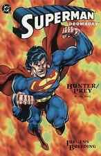 SUPERMAN DOOMSDAY HUNTER / PREY #1-3 NEAR MINT COMPLETE SET 1994
