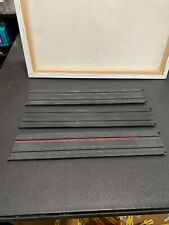 """3 - Aurora AFX #2542   15"""" LONG STRAIGHT RACING TRACKS for HO Scale Slotcars"""