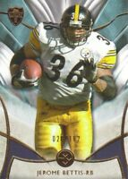2014 Topps Supreme Football #25 Jerome Bettis 020/162 Pittsburgh Steelers