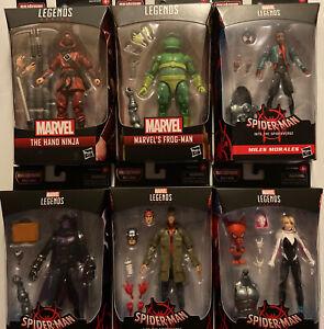 Hasbro Marvel Legends Stilt-Man BAF Complete Set Of 6 NIB L👓K