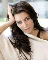 Kim Kardashian 8x10 Sexy Glossy Photo #9