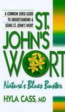St. John's Wort Cass, Hyla Mass Market Paperback