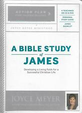 A BIBLE STUDY OF JAMES ACTION PLAN    Joyce Meyer