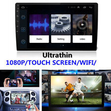 """10.1"""" HD Car GPS Navigation Stereo MP5 Player Android 8.1 1+16G Mirror Link Wifi"""
