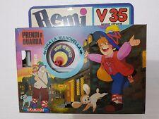 GADGETS MUPI V35 MOVIE VIEWER + FILM REMI PROIETTORE A MANOVELLA 1979 #A
