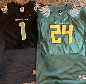 Oregon Ducks Football Jerseys-Nike-Youth XL