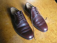 CHAUSSURES MOCASSINS MARRON HOMME BALLY P. 8 FRANCE 42 SYSTEM CHARLES GOODYEAR