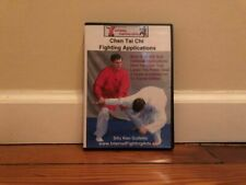 Tai Chi Fighting Applications (3) Dvd Set chen punches kicks takedowns sweeps