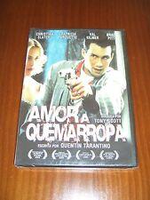 AMOR A QUEMARROPA (DVD) - Christian Slater - Patricia Arquette - Val Kilmer