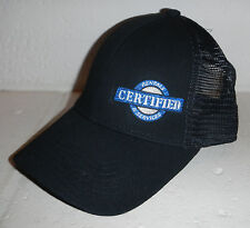 NWOT Certified Rentals & Services Oilfield Construction Logo Baseball Hat Cap