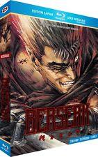 ★Berserk ★ Intégrale (remasterisée) - Edition Saphir [3 Blu-ray]