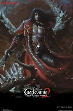 CASTLEVANIA ~ LORDS OF SHADOW 2 DRACULA 22x34 VIDEO GAME POSTER NEW/ROLLED!