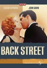 Back Street 1961 (DVD) Susan Hayward, John Gavin, Vera Miles, Virginia Grey New!