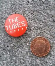 The Tubes vintage 80's pin badge punk rock