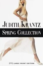 Spring Collection by Judith Krantz (1996, Paperback, Large Type)