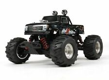 HellSeeker Basher ARR Mini Monster Truck V2 4WD 1/16 Roll Cage LED Bar Bad Bug