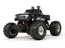 HellSeeker Basher ROLLER Mini Monster Truck V2 1/16 Roll Cage LED Bar Bad Bug