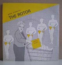 """The ROTOR Wrong rights RARE 7"""" 1983 new wave-pop-funk BELGIUM"""