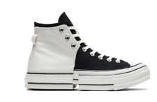 Converse CTAS 2-in-1 70s Hi Feng Chen Wang Ivory Black 169839C Size 8 - 12