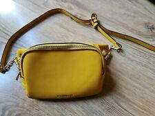 Mustard/yellow Fiorelli Waist/bum hand Bag