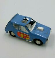 TootsieToy Blue Gremlin Diecast Car Toy USA 70s Collectible Waynes world VINTAGE