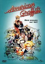 AMERICAN GRAFFITI  DVD COMICO-COMMEDIA
