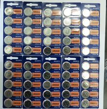 50 Genuine Sony CR2032 3v Lithium 2032 Coin Batteries Freshly Packed by Sony