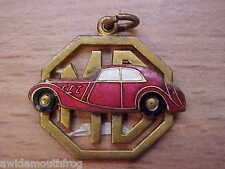 Pre War Original MG Saloon Promotional Showroom Necklace mid 1930's