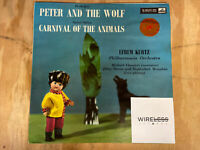 """Prokofiev - Efrem Kurtz The Philharmonia Orchestra - Peter And The Wolf (12"""" LP)"""