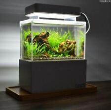 Mini Complete Tank Mini desktop fish aquarium tank with LED+Heater+Thermometer
