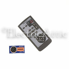 PANASONIC N2QAEC000012 CAMERA Remote Control W/BATTERIES TESTED 1 YEAR WARRANTY