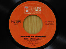 Oscar Peterson 45 Naptown Blues bw Sunny   MPS VG-